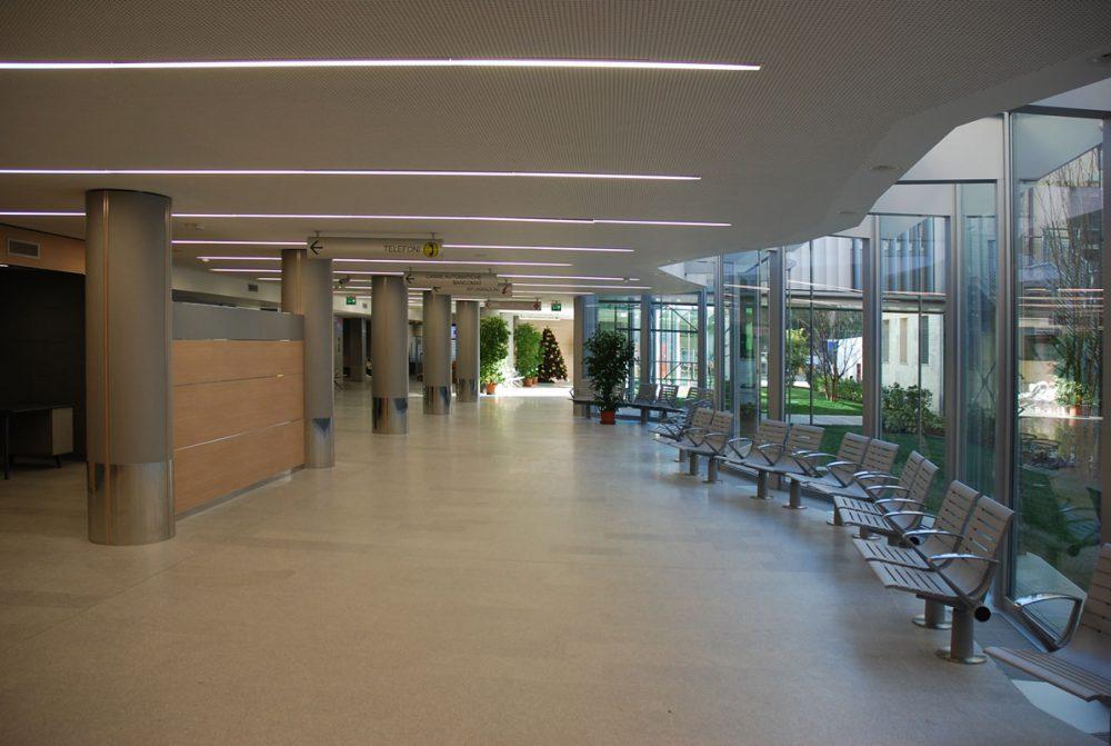 Ampliamento struttura ospedaliera - Alessandro Corinto Architetto