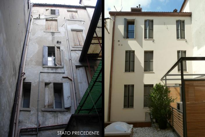 Ristrutturazione di un fabbricato storico - Alessandro Corinto Architetto