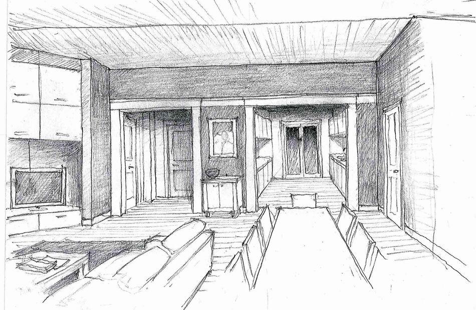 WORK IN PROGRESS – Ristrutturazione di un appartamento in palazzetto storico - Alessandro Corinto Architetto