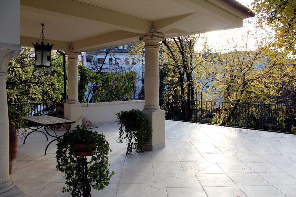 Restauro di una villa storica - Alessandro Corinto Architetto