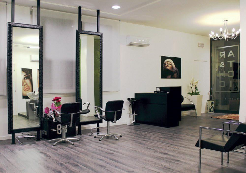 Nuovo salone per parrucchiera - Alessandro Corinto Architetto