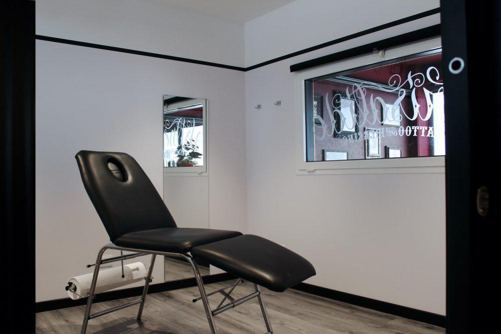 Centro per tatuaggi - Alessandro Corinto Architetto
