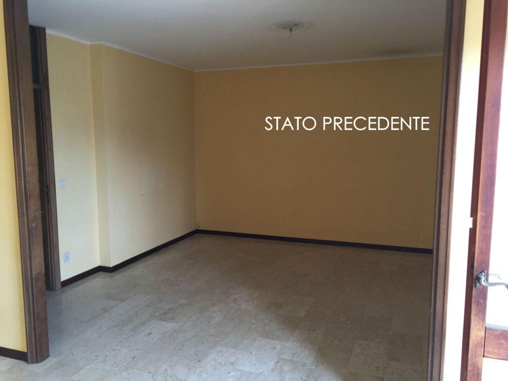 Ristrutturazione di un appartamento - Alessandro Corinto Architetto