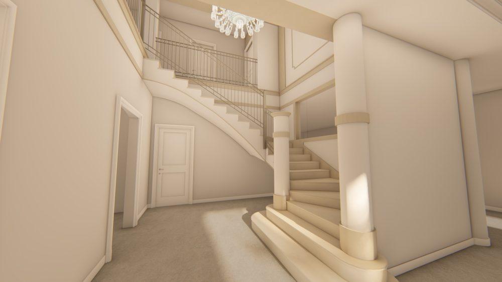 WORK IN PROGRESS – Casa unifamiliare - Alessandro Corinto Architetto