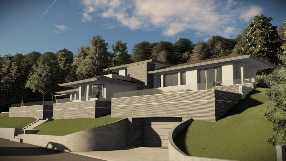 WORK IN PROGRESS – Ristrutturazione con ampliamento di una casa unifamiliare - Alessandro Corinto Architetto